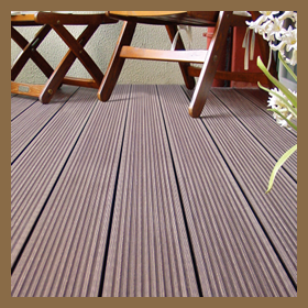TherraWood Deck
